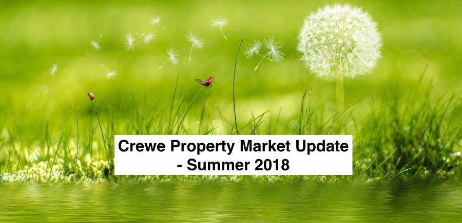 Crewe Property Market - Summer 2018