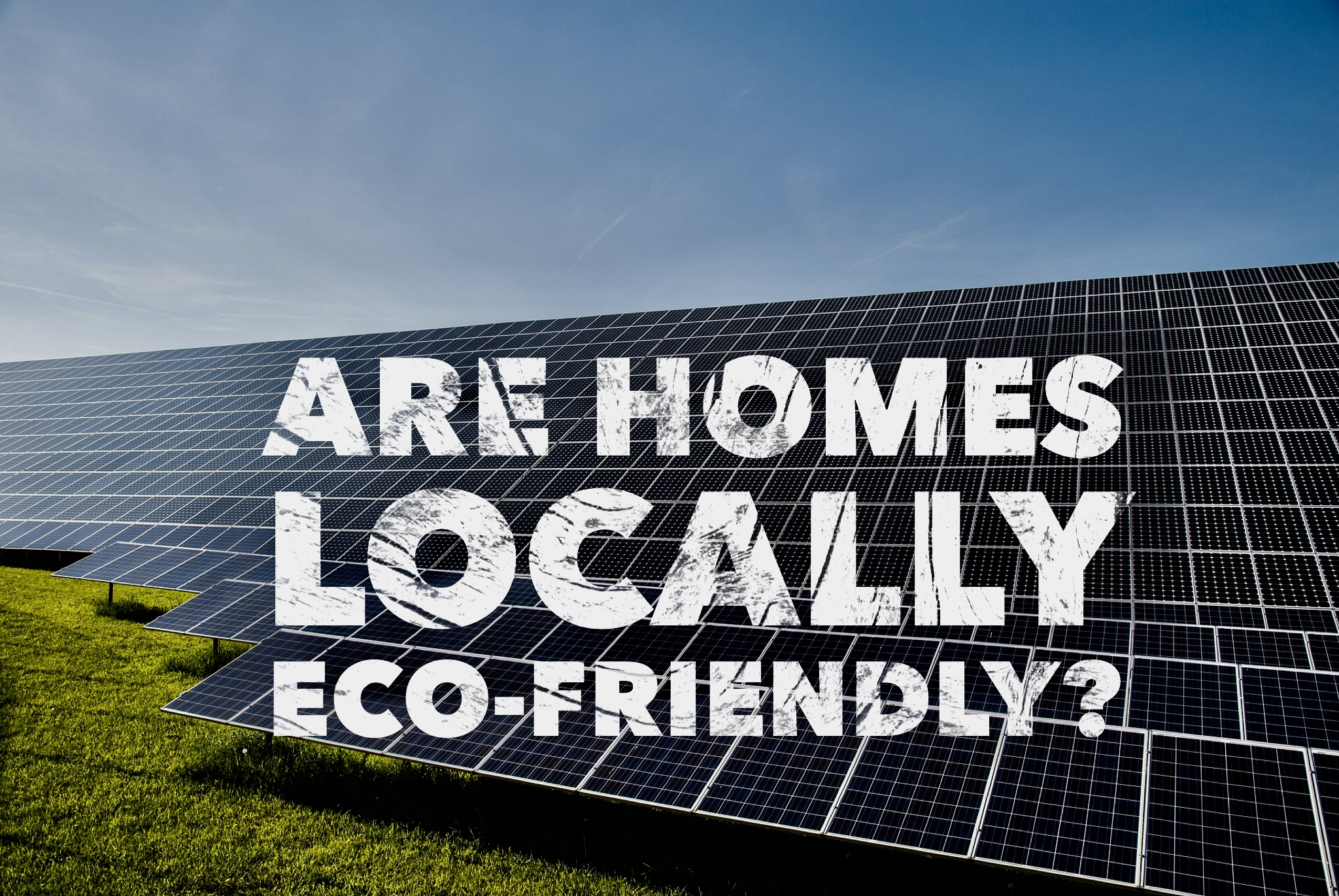 Photo of eco roof panels