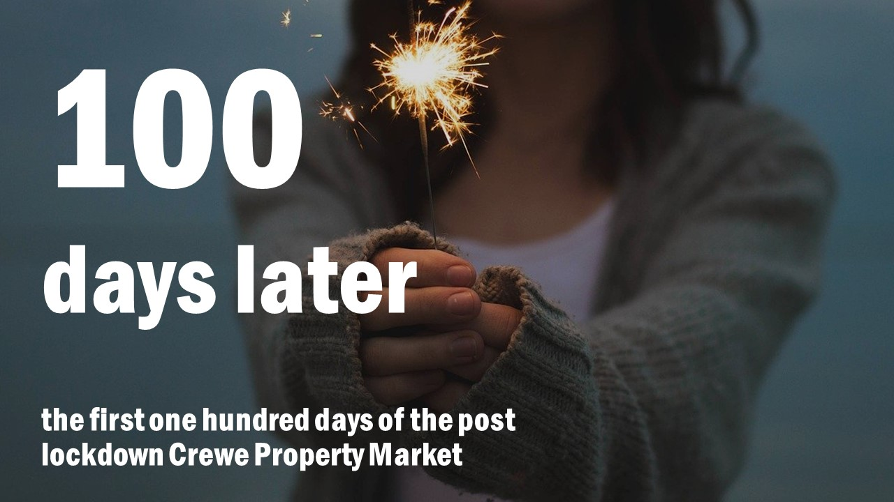 100 days after post lockdown for Crewe Sellers